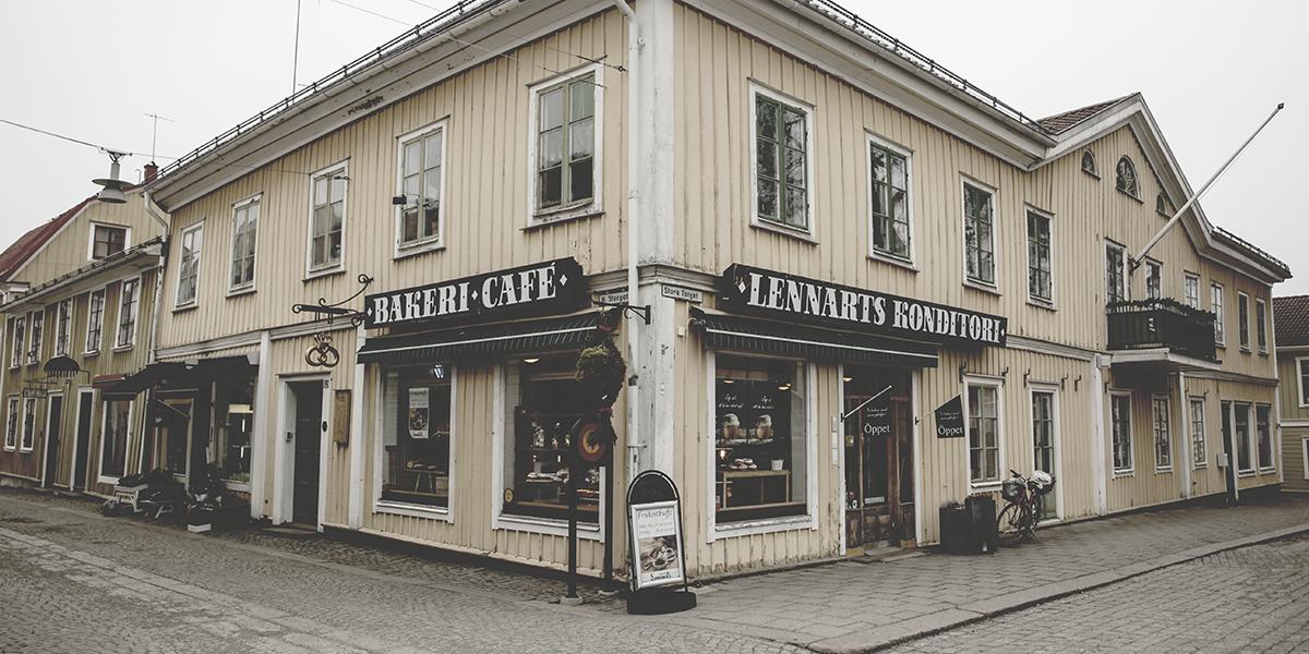 Lunch & Catering i Eksjö hos Lennarts Konditori